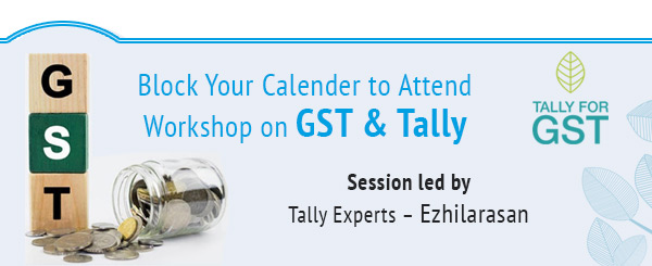 Exclusive Seminar on GSTand Tally